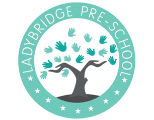 Ladybridge Pre-School final logo design